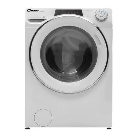 Refurbished Candy Rapido ROW61064DWMCE Smart Freestanding 10/6KG 1600 Spin Washer Dryer