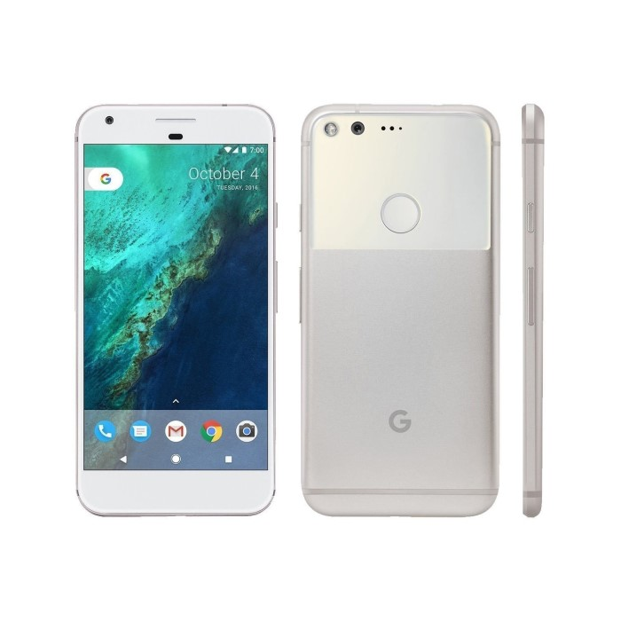 "Grade C Google Pixel Very Silver 5"" 32GB Unlocked & SIM ..."