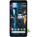"Google Pixel 2 XL Black & White 6"" 64GB 4G Unlocked & SIM Free"