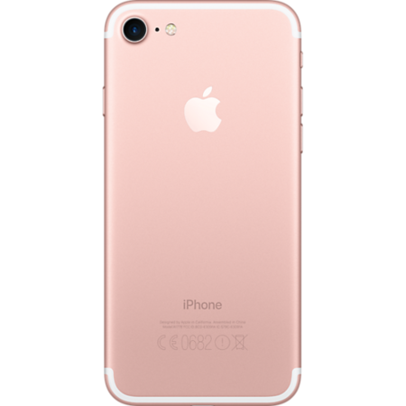 "Grade A Apple iPhone 7 Rose Gold 4.7"" 32GB 4G SIM Free"