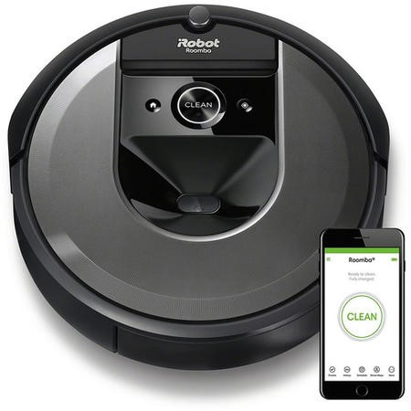 iRobot RoombaI7150 RoombaI 7150 i7 Wi-Fi Connected Robot Vacuum Cleaner