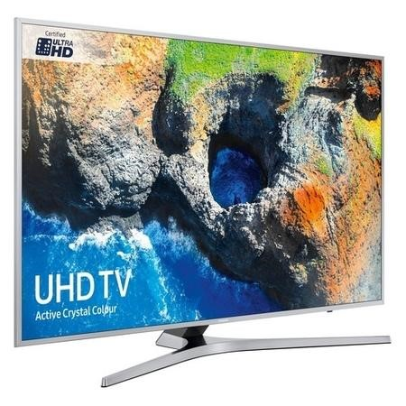 "Samsung UE55MU6400 55"" 4K Ultra HD LED Smart TV with HDR and Freeview HD/Freesat"
