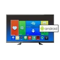 A2 Refurbished electriQ 40 Inch Full HD 1080p Android Smart LED TV with Freeview HD