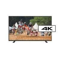GRADE A2 -electriQ 65 Inch 4K Ultra HD LED TV with Freeview HD