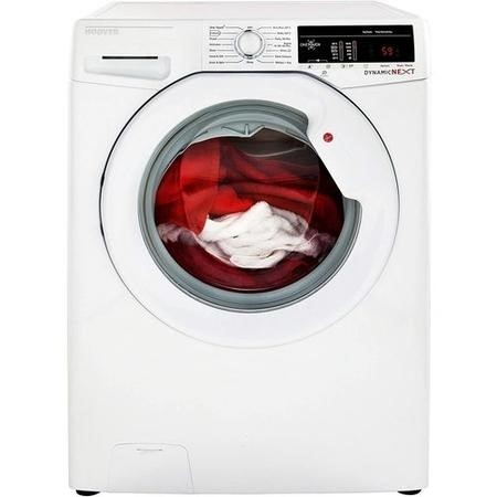 Refurbished Hoover DXOA69LW3 NFC Smart Freestanding 9KG 1600 Spin Washing Machine