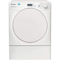 Refurbished Candy CSV9LF 9KG Vented Tumble Dryer - White