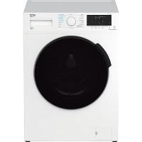 Refurbished Beko WDK742421W Freestanding 7/4KG 1200 Spin Washer Dryer