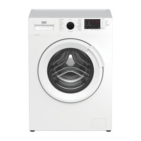 Refurbished Beko WTL84121W Freestanding 8KG 1400 Spin Washing Machine