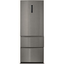 Haier A3FE742CMJ 3-door Door-and-drawer Fridge Freezer Silver