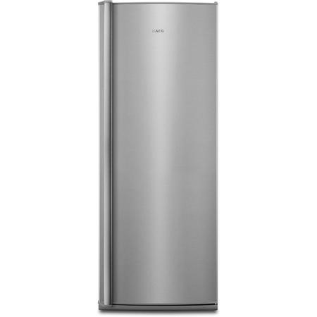 AEG A72020GNX0 Freestanding Freezer in Silver+Stainless Steel Door with