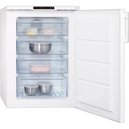 AEG A81000TNW0 Nofrost Under Counter Freestanding Freezer - White