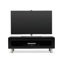 Alphason ABR1100CB-BLK Ambri TV Cabinet - Up to 50 inch