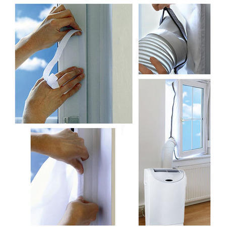 Ac Airlock Universal Window Seal For All Mobile Air
