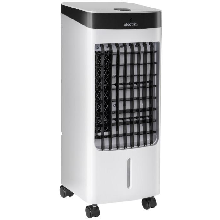 electriq slimline eco evaporative air cooler with built in. Black Bedroom Furniture Sets. Home Design Ideas