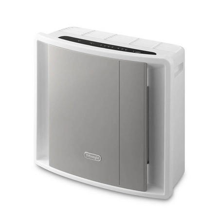 Delonghi AC150 Air Purifier with Sensor touch screen 4 layers filtering and Ionizer for up to 60 sqm rooms