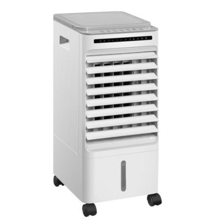 GRADE A1 - electriQ Slimline ECO 6L Air Cooler with built-in Air Purifier and Humidifier