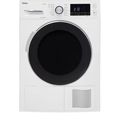 Amica ACD8WH 8kg Freestanding Condenser Tumble Dryer - White