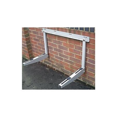 Air Conditioning Condenser Wall Mounting Brackets up to 90 kgs. 9000 to 24000 BTU