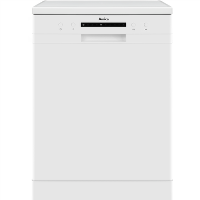 Amica ADF610WH 60cm 13 Place Freestanding Dishwasher - White Best Price, Cheapest Prices