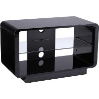 Alphason ADLU800-BLK Luna TV Stand for up to 37