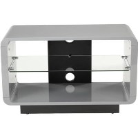 Alphason ADLU800-GRY Luna TV Stand for up to 37