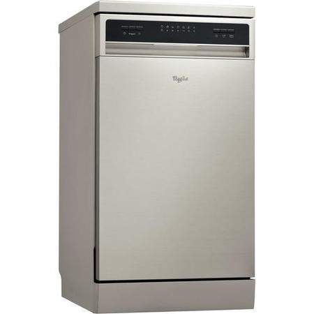 Whirlpool ADPF782IX Slimline 9 Place Freestanding Dishwasher - Stainless Steel Look