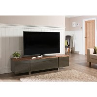 Alphason ADR1800-WAL Regent TV Cabinet for up to 80