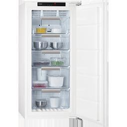 GRADE A1 - AEG AGN71200C1 integrated Freezer