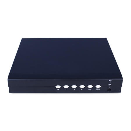 electriQ 4 Channel HD 720p Analogue Digital Video Recorder with 1TB Hard Drive