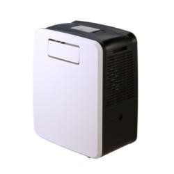 GRADE A1 - electriQ 30L Dehumidifier for up to 6 bed house and offices with digital humidistat and Remote Control