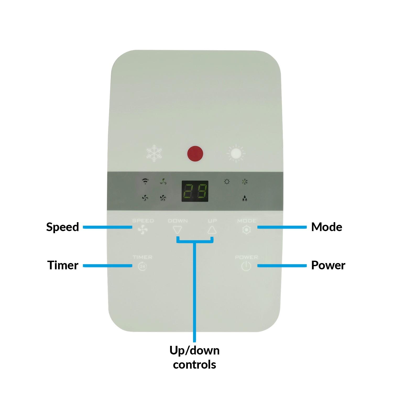 14000btu Portable Air Conditioner Mobile Air Conditioning