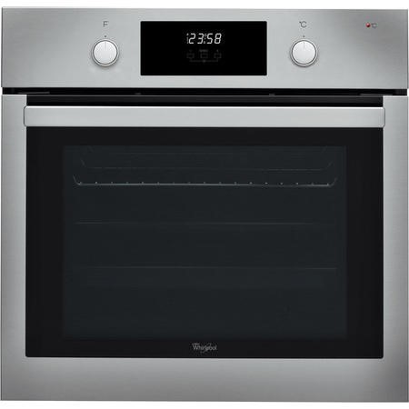 Whirlpool AKP7460IX Absolute 65 Litre Built-In Oven - Stainless Steel