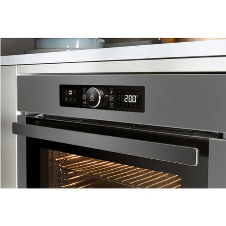 Whirlpool AKZ96220IX Touch Control Electric Built-in Single Fan Oven - Stainless Steel