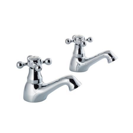 Taylor & Moore Traditional Bexley Basin Taps