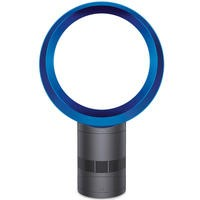 Dyson AM06 12 Inch Desk Fan - Iron and Blue