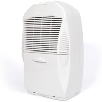 Ebac 15 L Dehumidifier Electronic Controls up to 4  bed house  1 Year Warranty