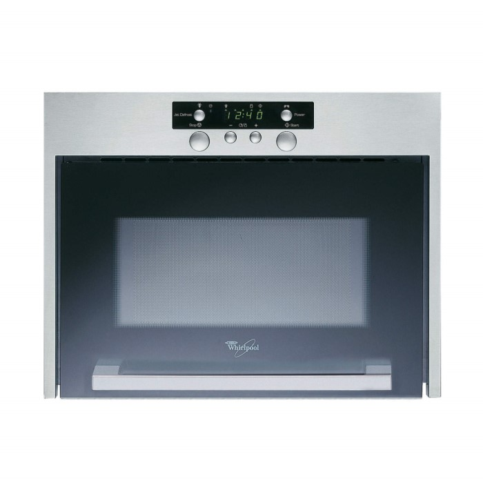 Whirlpool amw407ix 50cm wide 22l built in microwave oven for Kitchen cabinets 50cm wide