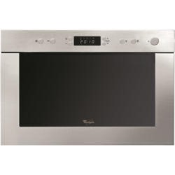 Whirlpool AMW498IX Stainless Steel 22 Litre 750 Watt Built-in Microwave Oven With Grill