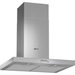 Neff Display Box Design 60cm Chimney Hood - Stainless Steel