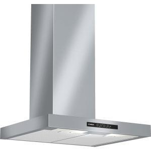 Bosch Display Classixx Flat 60cm Chimney Hood - Stainless Steel