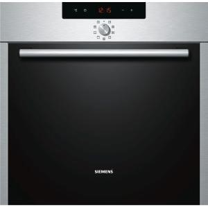 Siemens HB64AB521B Ex-Display - As New - Electric Built-in Single Fan Oven - Stainless Steel