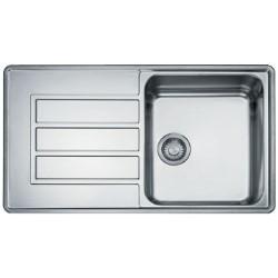 Franke Appliances : Franke APX611 Alpina Single Bowl Stainless Steel Sink Appliances ...