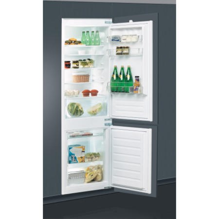 Whirlpool ART6500APLUS 70-30 Split Integrated Fridge Freezer