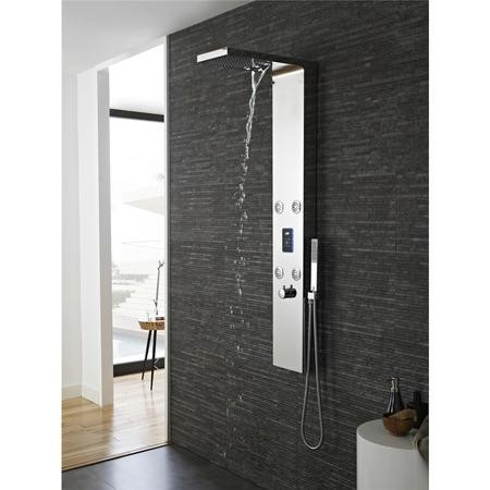 Halo Thermostatic Shower Panel