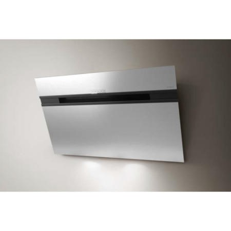 Elica ASCENT60SS Ascent Stainless Steel Angled 60cm Chimney Cooker Hood
