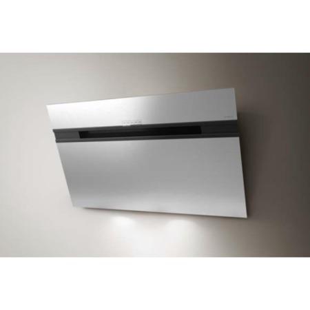 elica ascent90ss ascent stainless steel angled 90cm. Black Bedroom Furniture Sets. Home Design Ideas