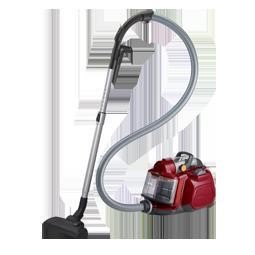 AEG ASPC7120 Vacuum Cleaner in Watermelon Red