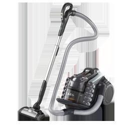 AEG AUC9230 Vacuum Cleaner in Tungsten Metallic