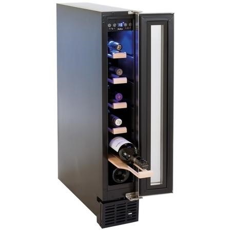 Amica AWC150SS 15cm Freestanding Wine Cooler - Stainless Steel