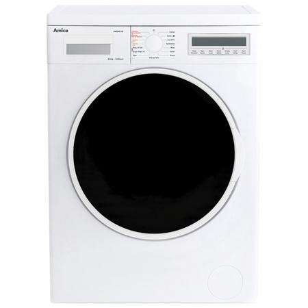 Amica AWDI814D 8/6kg 1400rpm Freestanding Washer Dryer - White